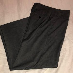 NWOT, wide leg trouser pants